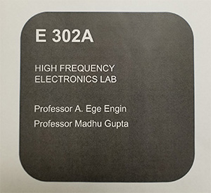 302A-High Frequency Lab